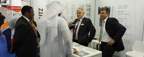 KAUTZ auf der Middle East Electricity in Dubai