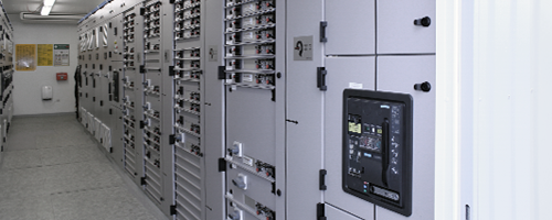 Low-voltage switchgear Module-K-System